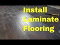 How To Install Laminate Flooring-EASY Tutorial
