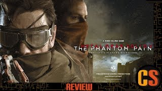 METAL GEAR SOLID 5: THE PHANTOM PAIN - REVIEW (Video Game Video Review)