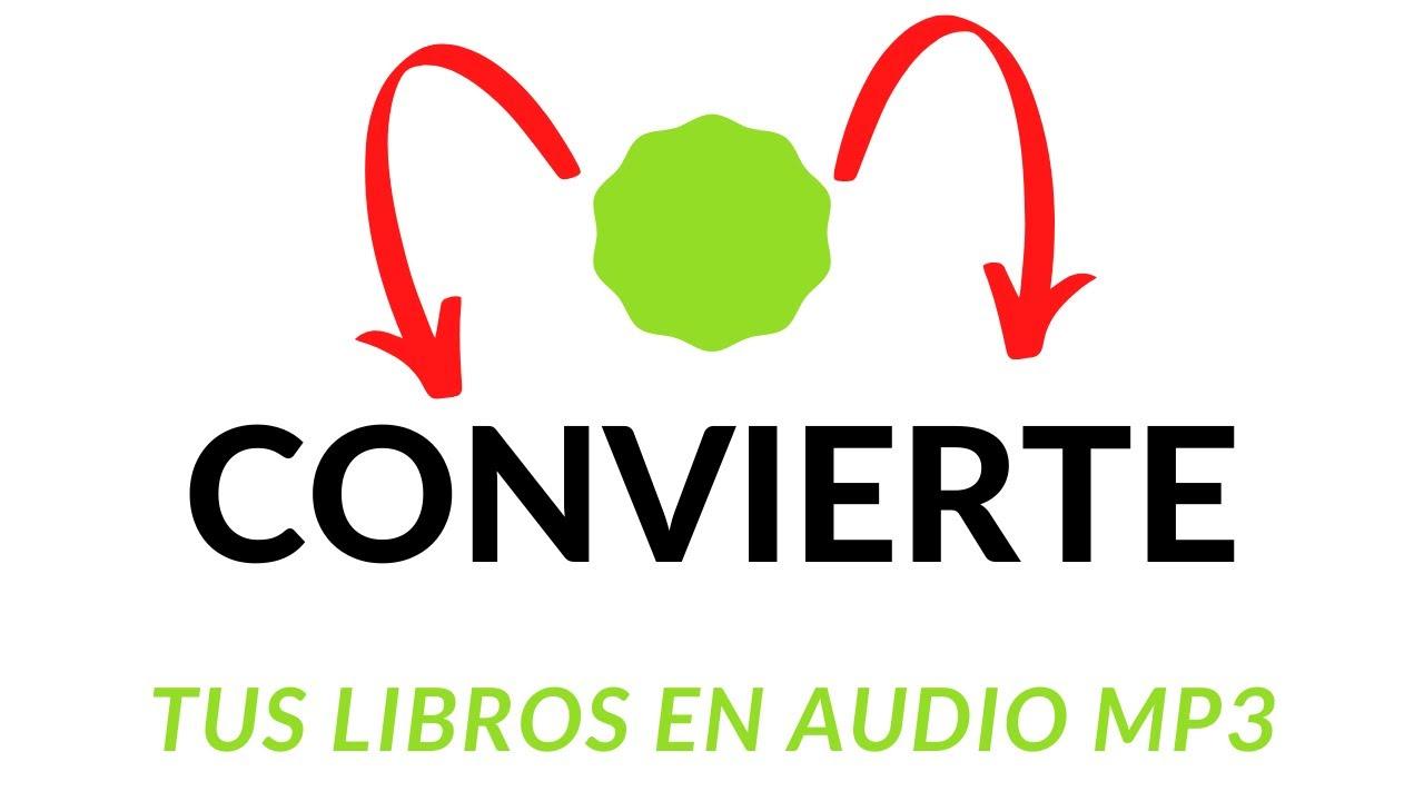 CÓMO CONVERTIR UN ARCHIVO PDF U OTRO TEXTO EN AUDIOLIBRO