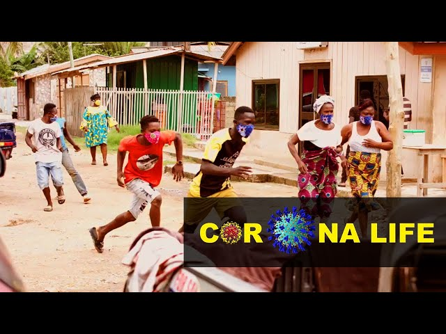 Corona Life - Episode 18 - Stigmatisation | TV/WEB SERIES GHANA