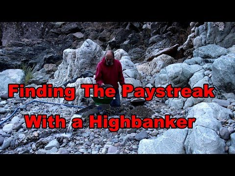 Finding the paystreak with a highbanker