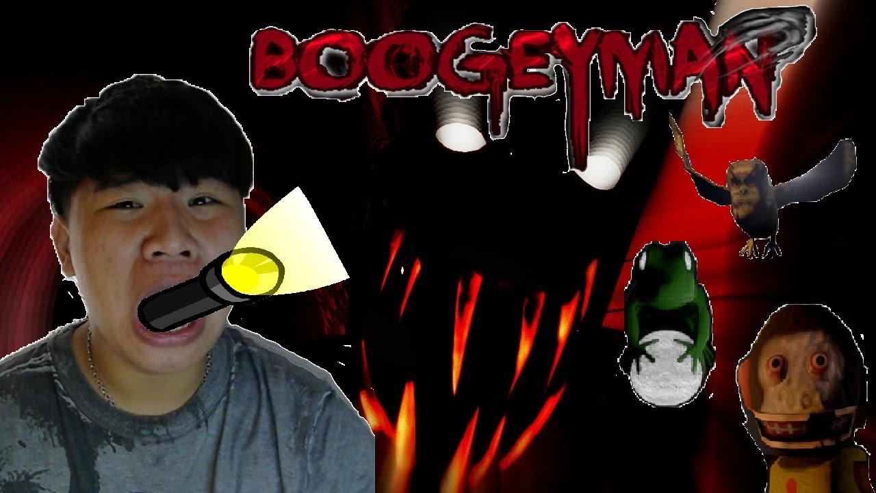 [Review game]The Boogeyman: Tôi đi uống thuốc trợ tim đây !!!!!!!!!