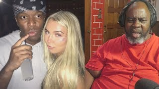 Dad Reacts to W2S - KSI Exposed (Official Music Video) - SPECIAL GUEST!(Nicks girlfriend)
