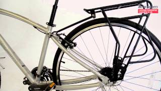 Journey Uni-Fit rear racks fit almost any bicycle