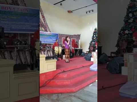 Mauliate Ma Inang (cover) Sweet Silaen