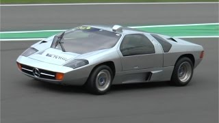 Isdera Imperator 108i special, Full throttle at Spa!