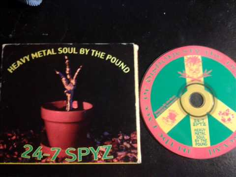 24 7 SPYZ HEAVY METAL SOUL BY THE POUND Entire CD