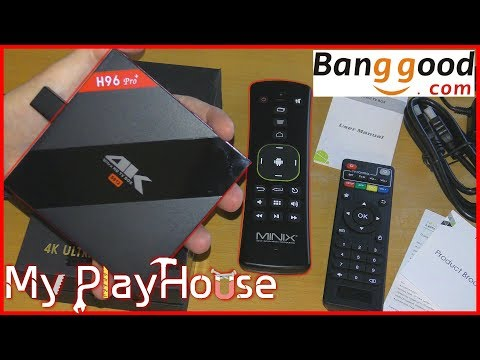 H96 PRO PLUS 4K - Powerful Octa-Core ( 8 CORE )TV Box - 679