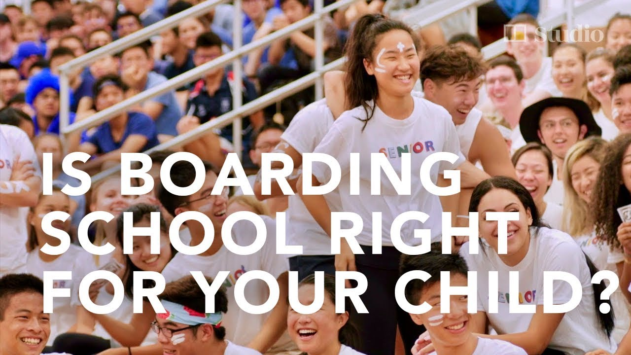 Download Is boarding school a good bet for your teenager? HKIS high school principal weighs in