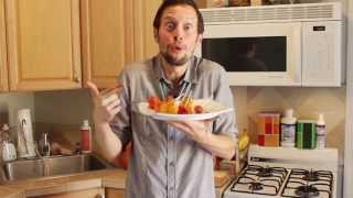 Vegan Grilled Peppers With Chili Mint Salt | Jason Wrobel