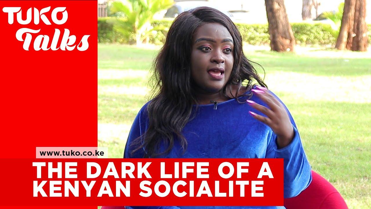 The dark life of a Kenyan socialite, I regret a lot of things - Black Cinderella | Tuko Talks