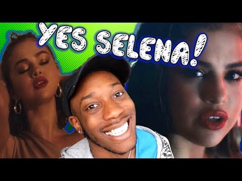 SELENA GOMEZ, MARSHMELLO WOLVES MUSIC VIDEO REACTION