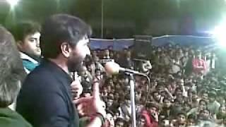 Jahan Hussain (as) Wahan La ilaha ilalah Live Noha By Nadeem Sarwar