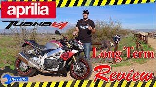 Aprilia Tuono V4 1100RR long term review