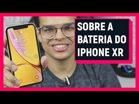 PRECISAMOS FALAR SOBRE A BATERIA DO IPHONE XR   Papo Tech