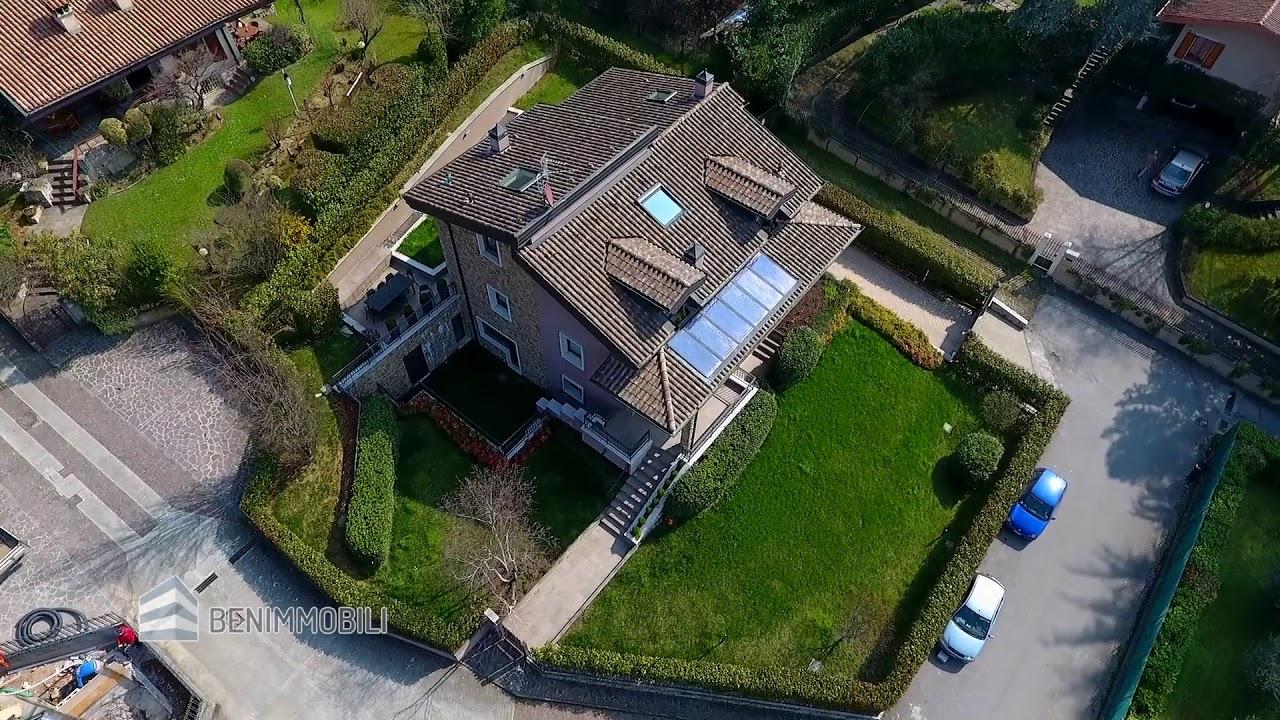 Ufficio Di Zona Nord Brescia : Maestosa villa in vendita a brescia nord valle di mompiano youtube