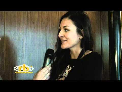FEDERICA SARNO - intervista (Il Generale dei Briganti) - WWW.RBCASTING.COM