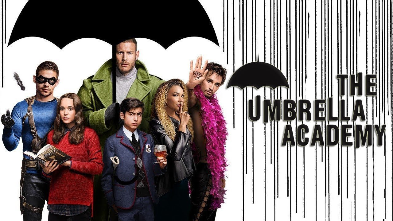 Sorprendente The Umbrella Academy Youtube