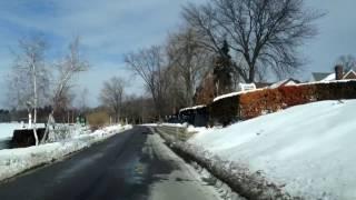 Farmington Hills, Michigan to Pontiac, Michigan