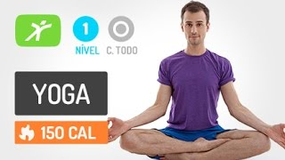 Programa de Yoga para Iniciante - 1° aula - #1