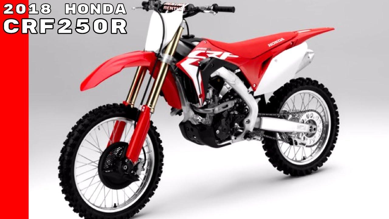 2018 Honda Crf250r Youtube