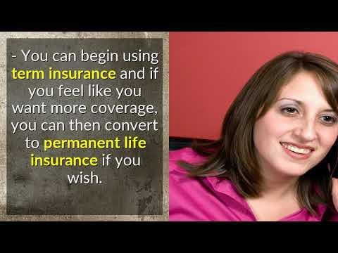 Singapore Expat Life Insurance Term Life Insurance vs Permanent Life Insurance