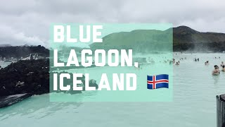 24 Hour Stopover in Iceland (Blue Lagoon) with Wow Air