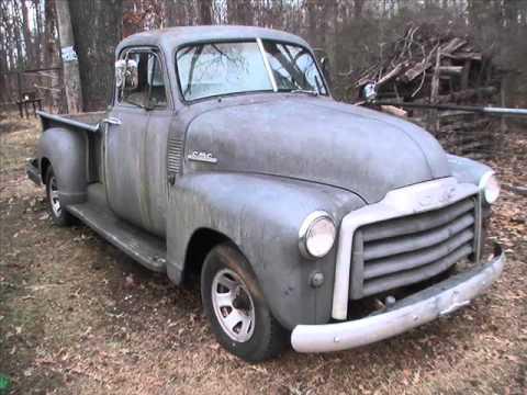 1953 gmc pick up truck five windows in decatur alabama for 1953 gmc 5 window
