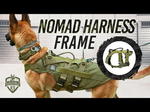 Nomad Harness Frame - Interchangeable Dog Harness System