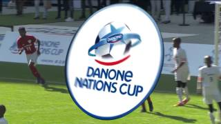 Switzerland vs Senegal - Ranking match 7/8 - Full Match - Danone Nations Cup 2016
