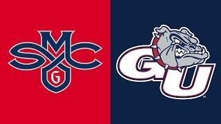 Highlights - Gonzaga Basketball vs Saint Mary's - January 14, 2017