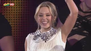 Kylie Minogue - Get Outta my Way (Live Premios 40 Principales - Spain 10-11-2010)