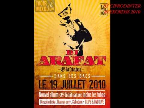 SUPRÉMATIE- DJ ARAFAT YOROBO L'APACHE SAO TAO
