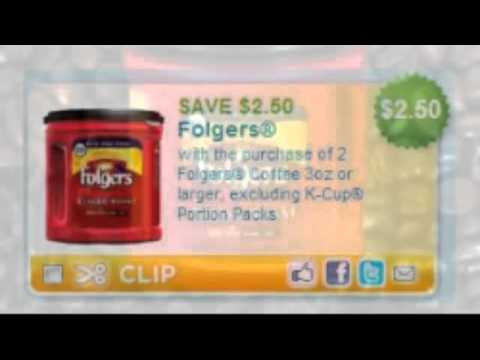 picture about Folgers Coffee Coupons Printable known as Folgers Espresso Coupon codes On the web - Printable Folgers Espresso Discount codes On the internet