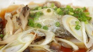 Easy Baked Salmon Recipe 鮭のホイル焼き 作り方 レシピ