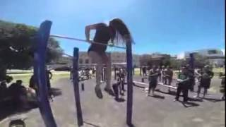 STREET WORKOUT   GIRLS ARE AWESOME   YouTube Thumbnail