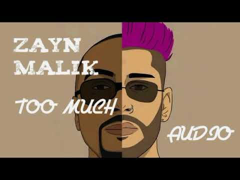 ZAYN - Too Much Ft. Timbaland(AUDIO)