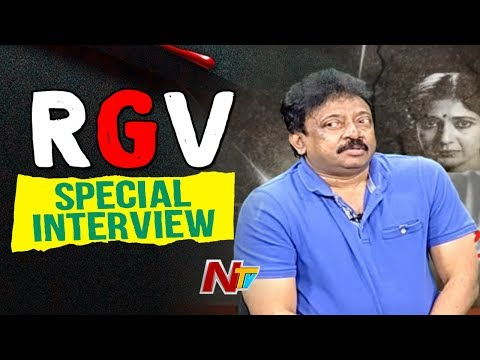 Special Interview with Ram Gopal Varma   over Lakshmi's NTR Press Meet Controversy   NTV