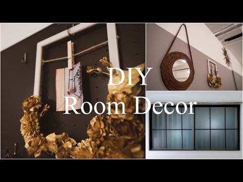 DIY Room Decor(2019)Super Affordable