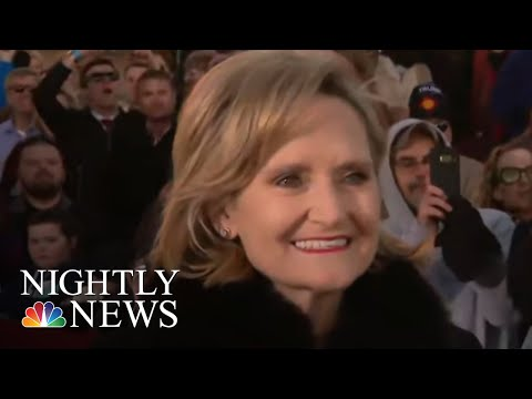 Trump Makes Final Pitch For Cindy Hyde-Smith Before MI Senate Runoff Election | NBC Nightly News