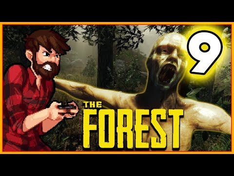 SNOW MONSTER NIGHTMARES | The Forest FULL RELEASE 1.0 Gameplay Let's Play #9