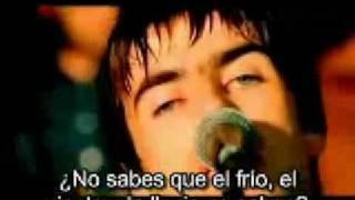 Oasis Stand by me Subtitulado en Español
