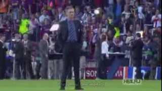 Messi vs Mourinho