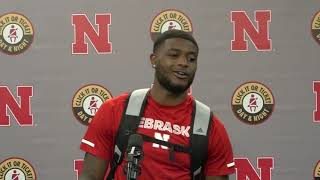 HOL HD: Stanley Morgan Jr. Minnesota post game comments