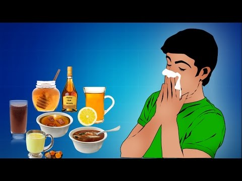 Common Cold: 5 Simple Home Remedies to Fight Cold Naturally