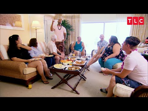 Whitney's Enamored With Her Family's Hawaiian Tour Guide | My Big Fat Fabulous Life