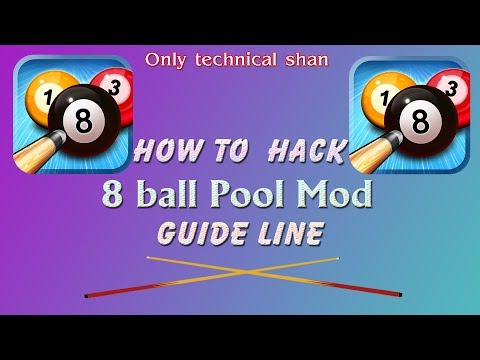 How To Hack 8 Ball Pool GUIDELINE Mod Android & Ios