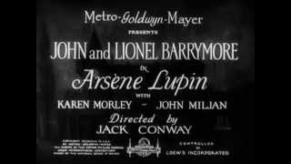 Arsene Lupin Double Feature - Feature Clip