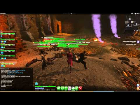 TSW Dungeons- Hell Fallen - The Executrix (AR/Blood healer POV) thumbnail