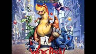 We're back! A Dinosaur's Story - 1.Main Title